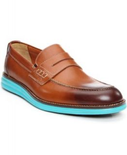 Donald Pliner Eveb Wing Tip Colored Outsole Shoes