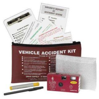 JJ KELLER 5754 Accident Report Kit, Driving Safety