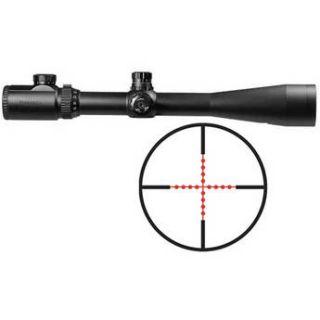 Barska 6 24x44 SWAT Sniper Riflescope (Black Matte) AC10366