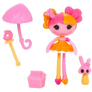 Mini Lalaloopsy Lala Oopsie Doll  Princess Nutmeg
