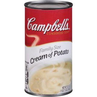 Campbell's Family Size Cream of Potato Soup 23oz