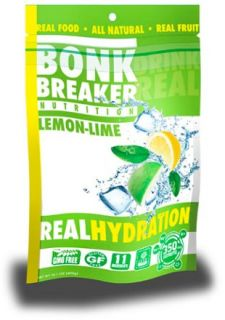 Bonk Breaker Real Hydration Sports Drink Mix   40 Servings