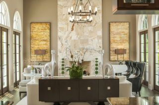 Florida Modern Living Lounge   Contemporary   Living Room   Photos by