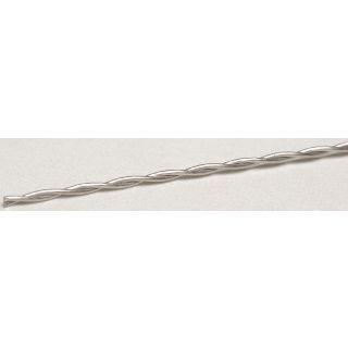 VENDEDOR AUTORIZADO POR GRAINGER Cable para Etiquetas,Acero Inoxidable,PK100   2CEC6|2CEC6   Grainger