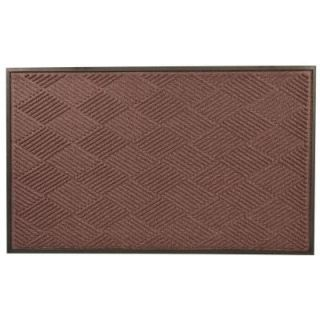 NoTrax Opus Burgundy 36 in. x 120 in. Rubber Backed Entrance Mat 168S0310BD
