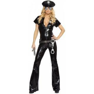Sexy Officer Adult Costume   Small/Medium