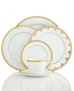 Charter Club Grand Buffet Gold Dinnerware Collection, Only at