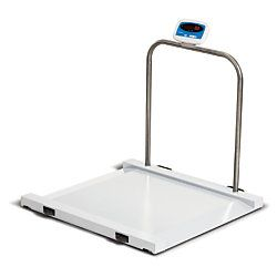Brecknell MS 1000 Bariatric Handrail Medical Health Scale