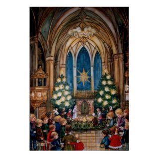 Alexander Taron Large Church and Kids Advent Calendar with Bible