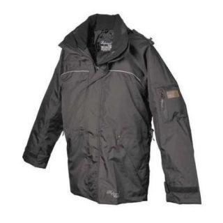 VIKING 3910JB M Breathable Rain Jacket, Black, M