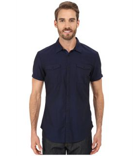 Calvin Klein Jeans Short Sleeve End On End Utility Shirt