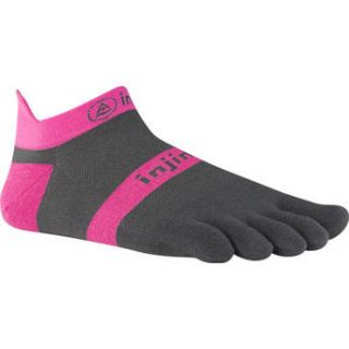 Injinji RUN Medium Lightweight No Show Toesocks 201110PKS MD