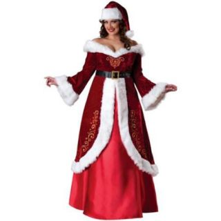 Mrs. St. Nick Adult Plus Size Costume   Size 3X