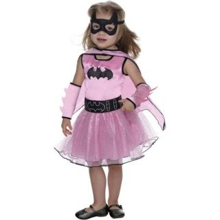 DC Comics Batgirl Pink Toddler Halloween Costume