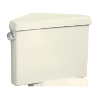 American Standard Triangle Cadet Pro Linen 1.6 GPF 12 in Rough In Single Flush Toilet Tank