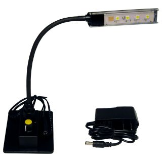 LED Piano Task Reading Lectern TSA Clerical Adjustable Lamp 2.5 H by
