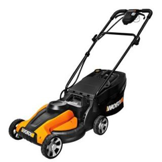 Worx 14 in. 24 Volt Walk Behind Lawn Mower Cordless Electric WG775