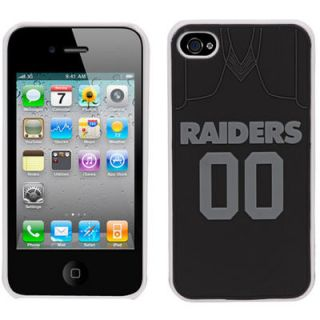 Oakland Raiders Jersey Hard iPhone 4/4S Case