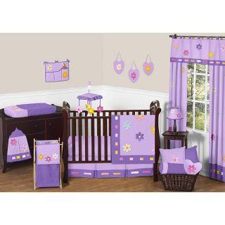 Sweet Jojo Designs Danielle's Daisies 11 Piece Baby Crib Bedding Set    Sweet JoJo Designs