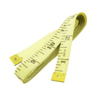 60 Inch Inch/Metric Tape Measure Tailor Sewing Cloth Ruler