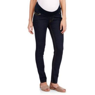Oh! Mamma Demi Panel Super Soft Skinny Maternity Jeans