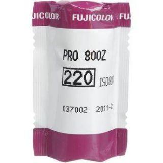 Fujifilm Pro 800Z 220 Fujicolor 800 Professional Color Negative