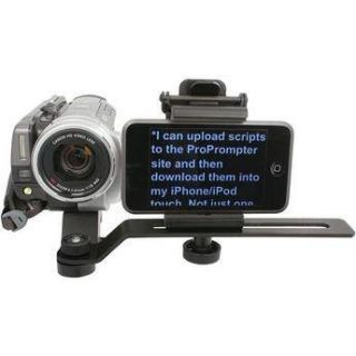 ProPrompter ProPrompter Wing with LCD Mount & PP WING MDCLIP