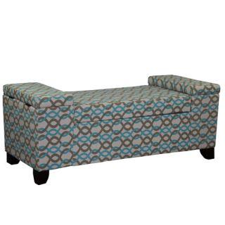 ORE Furniture Gotcha Storage Entryway Bench