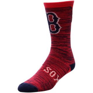 Boston Red Sox For Bare Feet Quarter Length Jolt Socks