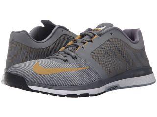 Nike Zoom Speed Tr 3 Cool Grey Metallic Gold Wolf Grey White Black, Shoes, Nike