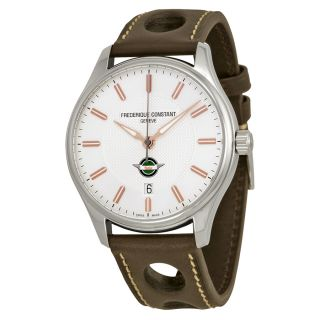 Frederique Constant Healey Automatic Silver Dial Stainless Steel Mens