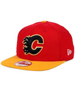 New Era Calgary Flames Stanley Cup Champ Collection 9FIFTY Snapback