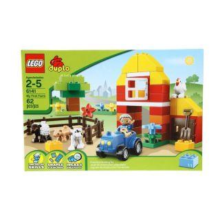 LEGO DUPLO My First Farm Building Blocks Play Set 6141