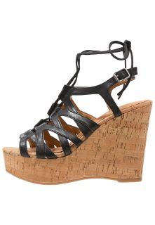 Fritzi aus Preußen Wedge sandals   black