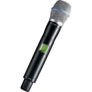 Shure UR2/BETA87A H4 Handheld Wireless Microphone Transmitter with Beta 87A Head UR2/BETA87A H4