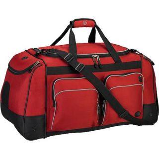"""Protege 28"""" Weekender Duffel Bag, Red"""