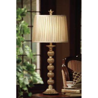 Anya 35 H Table Lamp with Empire Shade