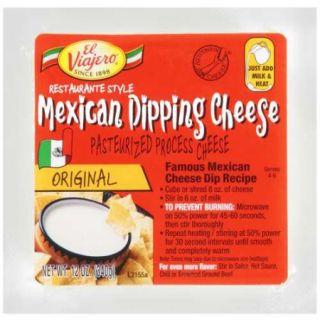 El Viajero Mexican Original Dipping Cheese, 12 oz