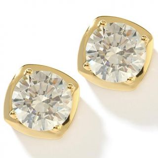 Victoria Wieck 3ctw Absolute™ Round Stone Stud Earrings   4568607