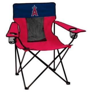 Los Angeles Angels Official MLB Elite Fold Out Tailgate Chair by Logo 068419