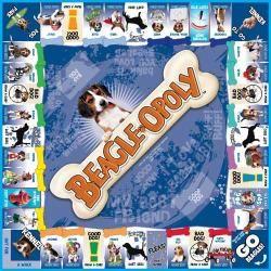 Beagle opoly Game   13298722