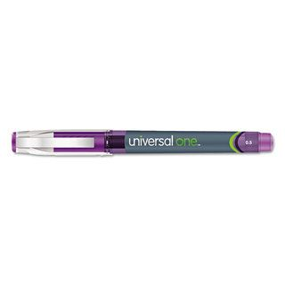 Uni Ball Signo 207 Retractable Assorted Gel Ink Pens (Pack of 12