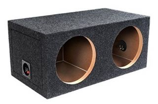 ATREND E12D BBox Series Dual Sealed Bass Box (12)