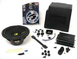 Select Increments   Stealth Pod with Subwoofer and Amplifier   Fits 1987  to 2016 Wrangler, Rubicon and Unlimited