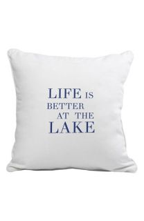 Cathys Concepts Lake House Throw Pillow