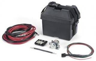 Warn   ATV / UTV Dual Battery Control Kit