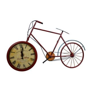 Bicycle Clock by Fantastic Craft