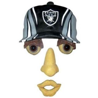 Team Sports America 14 in. x 7 in. Forest Face Oakland Raiders 0083808