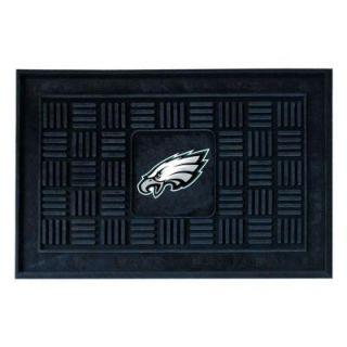 FANMATS Philadelphia Eagles 18 in. x 30 in. Door Mat 11451