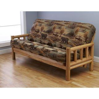 Kodiak Furniture Lodge Canadian Futon and Mattress